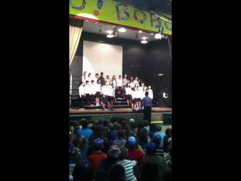 Chanukah at Bi-Cultural Day School - 12/16/2011