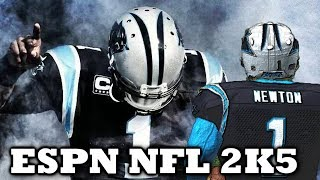 I AM CAM NEWTON - ESPN NFL 2K5 FIRST PERSON FOOTBALL