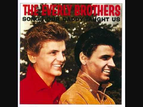 Everly Brothers - Rocking Alone (in an Old Rocking Chair)