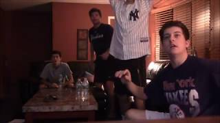 Yankees Fan Reaction - Yankees Indians - Game 5 ALDS