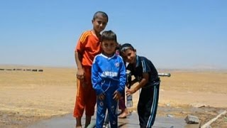 UN: Over 50 Million People Displaced Worldwide  6/20/14   (United Nations)