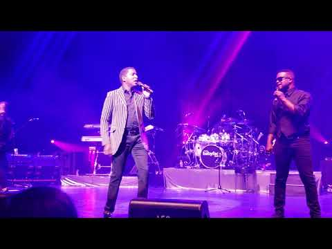 Babyface - Every Time I Close My Eyes Concert Performance