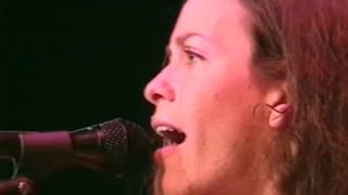 Watch Alanis Morissette Pray For Peace video