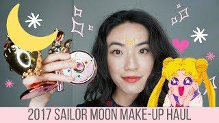2017 Sailor Moon Makeup Haul