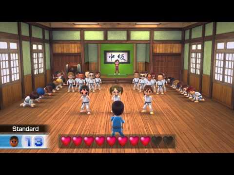 Wii Party U - Dojo Domination - Standard