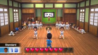 Wii Party U - Dojo Domination - Standard