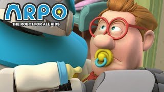 ARPO The Robot For All Kids - Baby Bob | Full Episode | Cartoon for KidsBabyBab pal