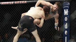 UFC229 Fight Analysis | Where Conor McGregor vs Khabib Nurmagomedov was won and lost