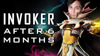 PRACTISING INVOKER AFTER 6 MONTHS (SingSing Dota 2 Highlights #1281)