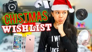 Christmas Wishlist 2015 | Teen Gift Guide