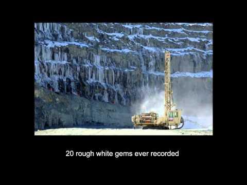 198 Karat Berlian Kasar Yang Ditemukan di Lesotho 198-carat Rough Diamond Discovered in Lesotho