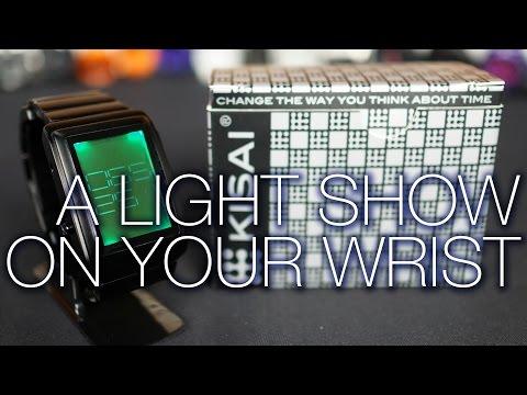 TokyoFlash Kisai OTO Watch Review