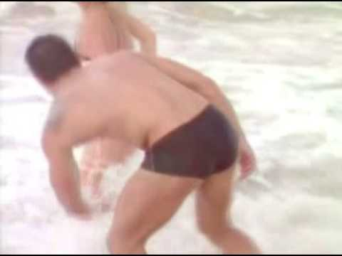Sylvia Saint en la playa.mpg Video