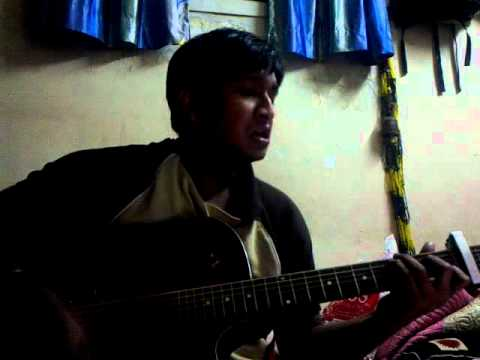 acoustic guitar on D.K Bose - Delhi Belly.mp4