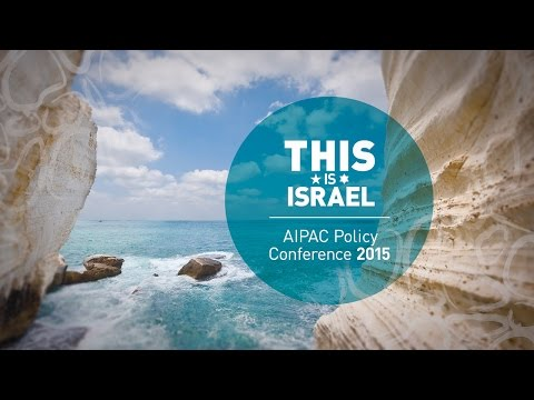 AIPAC PC 2015 Sunday Afternoon Session