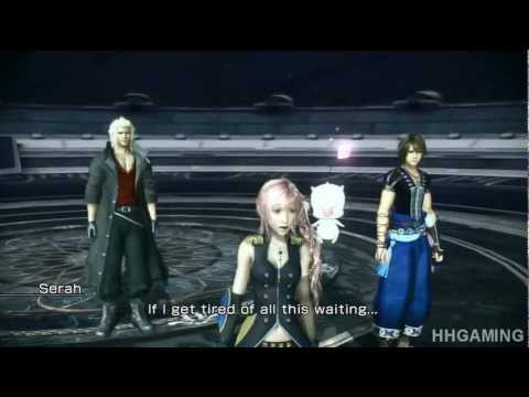 Final Fantasy XIII-2 Walkthrough - Snow Story DLC HD Episode Perpetual Battlefield PART 94