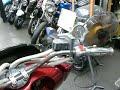 ヤマハ マグザム Y'sギアオーディオキット デビルマフラー フロントマスク 250cc ブラックⅡ 日本 10283Km バイク買取センターMCG福岡
