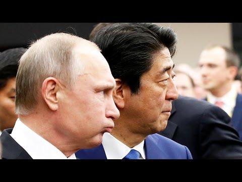 КНДР, Сирия и Курилы — темы переговоров Путина и Абэ | НОВОСТИ