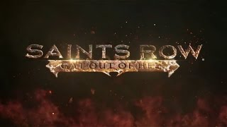 Saint`s Row Gat out of Hell [игрофильм]
