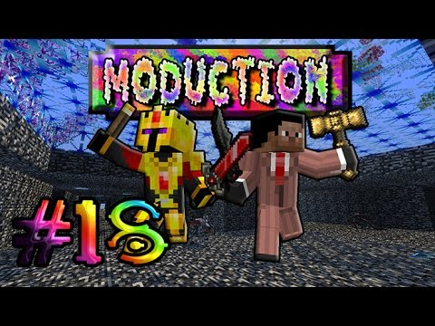 [FR]-Moduction #18 4ème Dimension dans ton fi** !-[Minecraft 1.6.4]