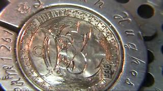 Hobo Nickel Speed Carving