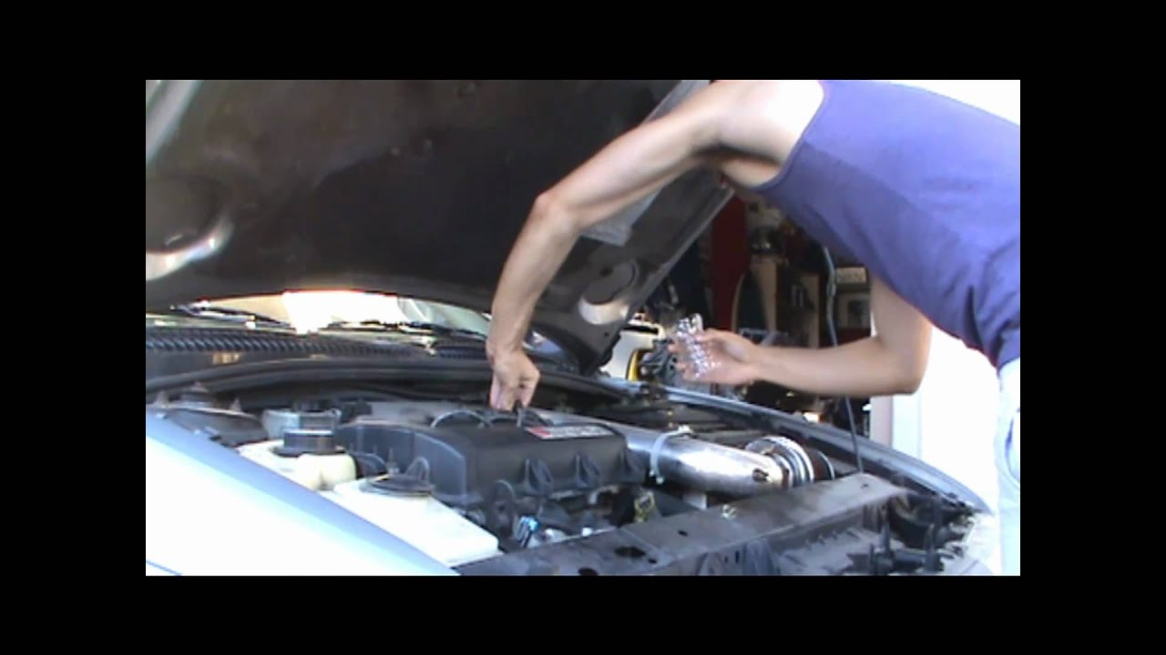 How To Seafoam Your Vehicle Also Called Top Engine Clean