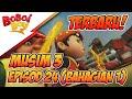 BoBoiBoy Musim 3 Episod 24: Musuh Baru & Lama (Bahagian 1)