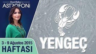 YENGEÇ Burcu Haftalık Yorumu 3-9 Ağustos 2015