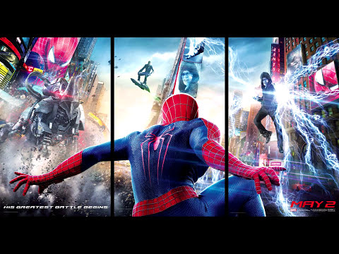 13- Reseña de the amazing spiderman 2- Spoilers!!!