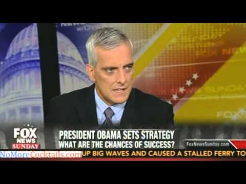 John Roberts Grills Denis McDonough: Why Isn't Obama Stopping ISIS' 'Thug with Knife and Camera'?