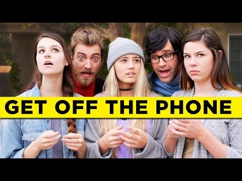 Get Off The Phone Song video