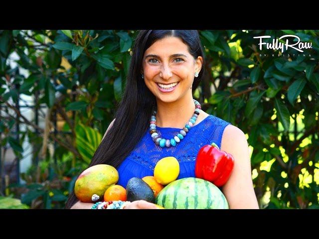Como comenzar una dieta vegana cruda (¡FullyRaw en español!)