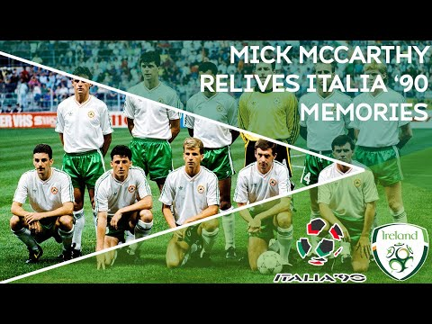 INTERVIEW | Mick McCarthy relives Italia '90