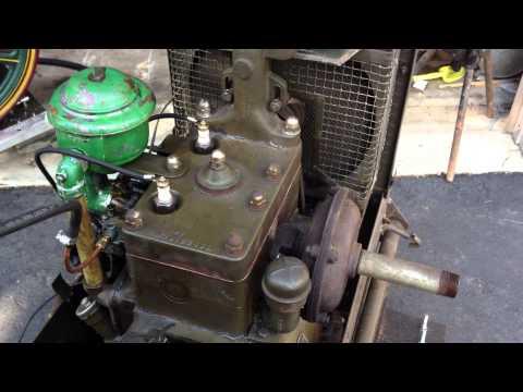 1945 Onan W3M Signal Corps Generator. 3000 watt