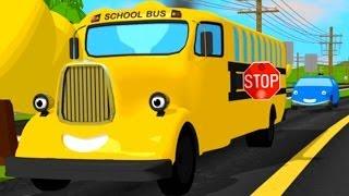 Паровозика Шонни - Учим Дорожные Знаки