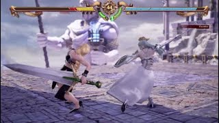 Soul Calibur 6: Bowsette VS Booette