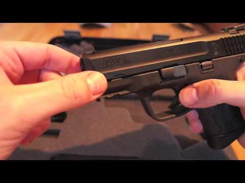Smith and Wesson M&P .40 compact review and