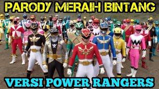 Meraih Bintang - Via Vallen - Versi Nama-nama Power Rangers   Cover Parody