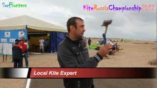 Local kite Expert about Kite Russia Championship 2012