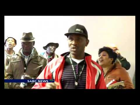 Maphatsoe addresses military veterans on the department's plan of action