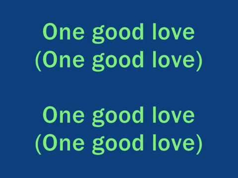 Rascal Flatts - One Good Love