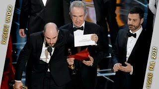Oscars 2017 Best Picture Fail