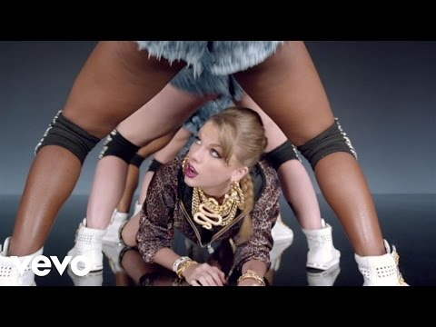 Taylor Swift - Shake It Off video