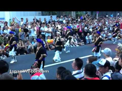 Japan Gay Rainbow Festival 2011 video