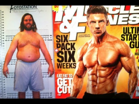 SHAYCARL FAT & NAKED!