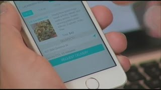 New app is promising to deliver medical marijuana
