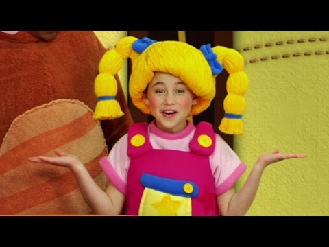 Nursery Rhymes (Mother Goose Club) - Hickory Dickory Dock Rocks! - DVD Episode - Mother Goose Club