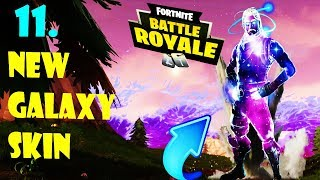 *new* galaxy skin!! fortnite daily best moments EP.11