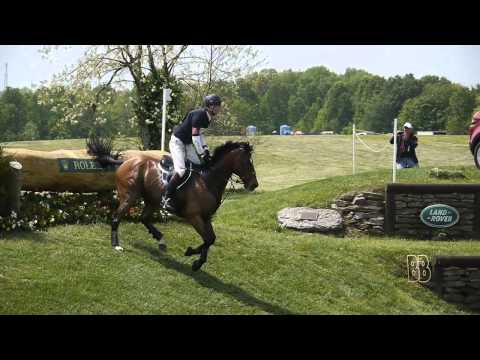 2012 Rolex Kentucky Three Day Event: Cross Country