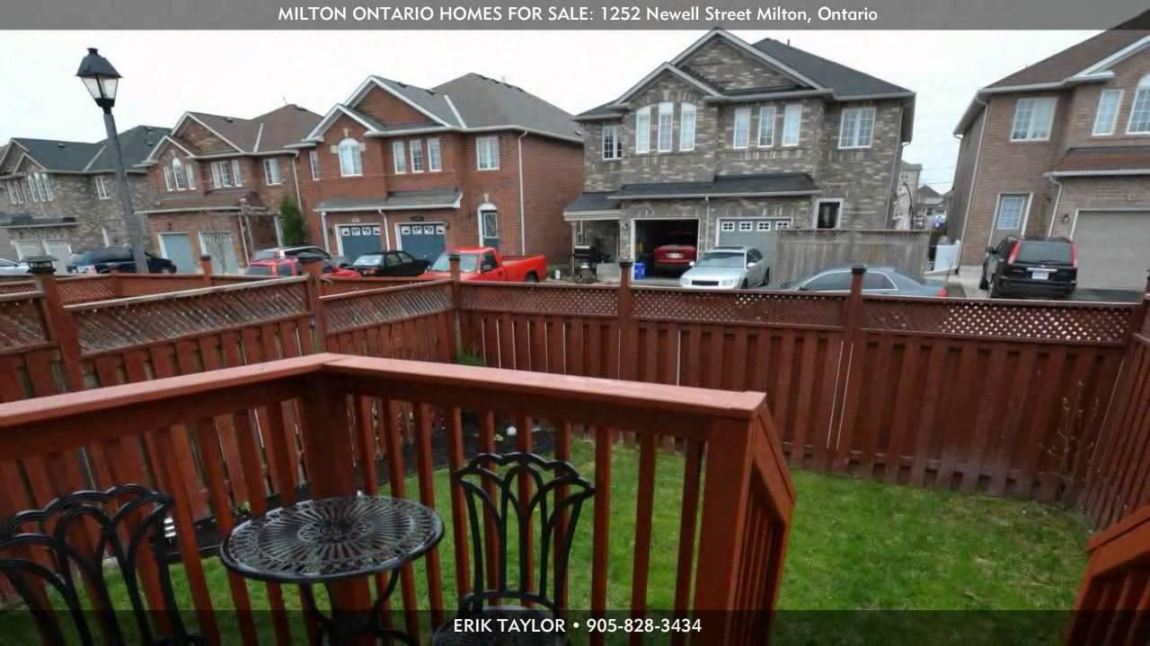 Milton Ontario Milton Ontario Homes For Sale